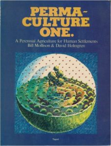 Permaculture One book
