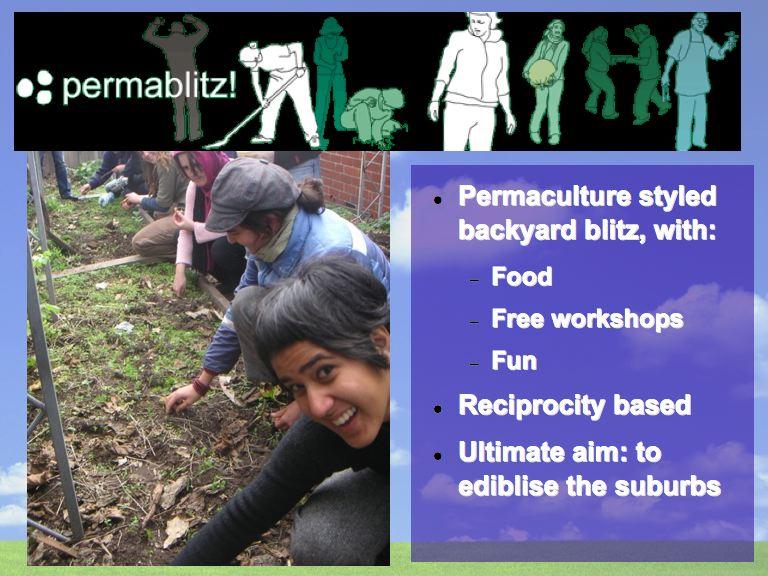 Permablitz 1