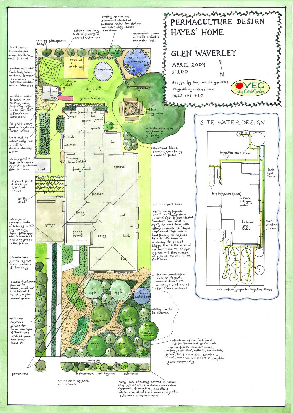 VEG Design Solutions Part Two Very Edible Gardens