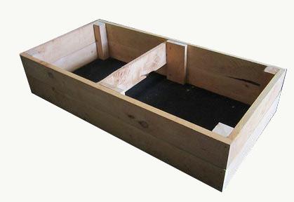 Kitset VEG Bed 40cm high