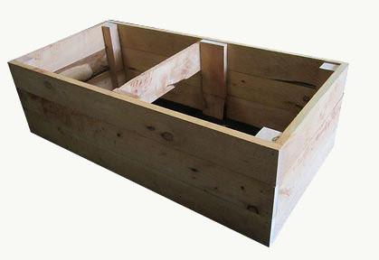 Kitset VEG Bed 60cm high