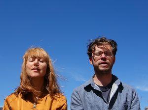 Annie Raser-Rowland and Adam Grubb