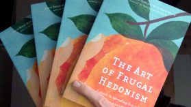New book: The Art of Frugal Hedonism