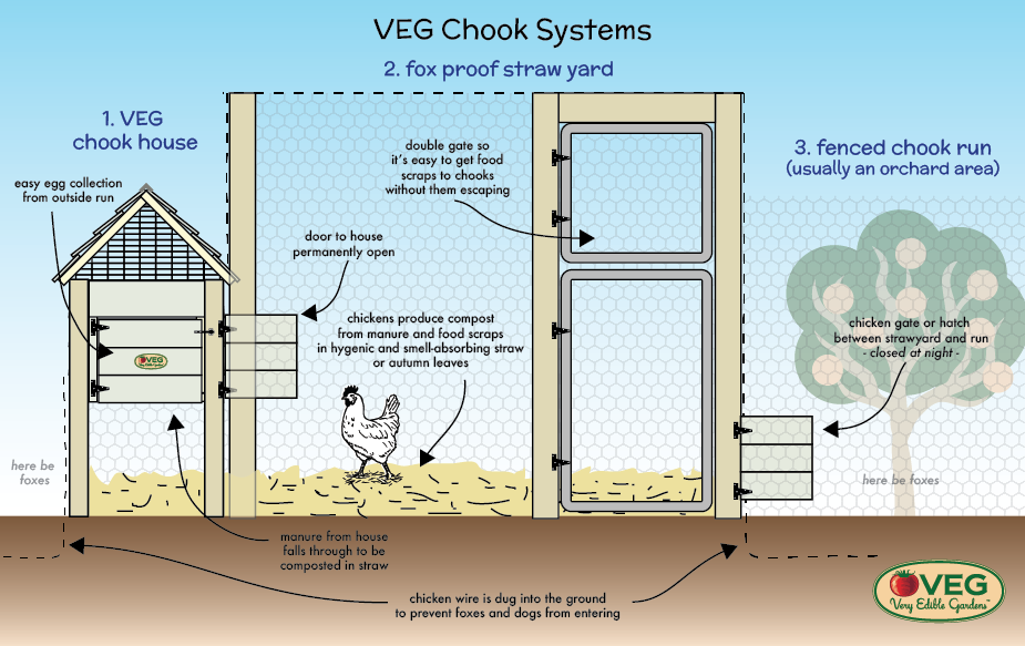VEG Chook Systems
