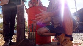Introduction to Rocket Stoves with Joel Meadows 1
