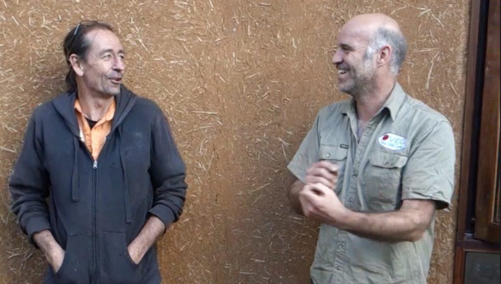 Tim and Joel, appropriate tech gurus